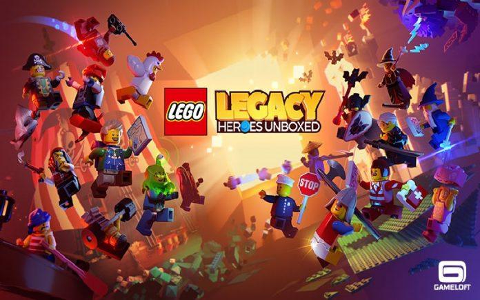 LEGO Mini Figürlerinin RPG Macerası Sizi Bekliyor