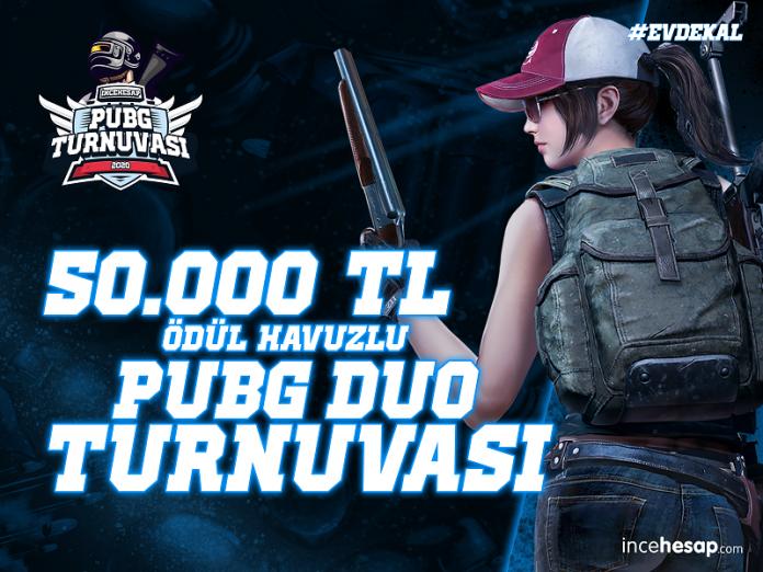50 bin TL Ödüllü PUBG DUO Turnuvası'na Geri Sayım Başladı!