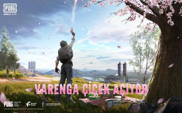 PUBG Mobile Lite Varenga Bahar Güncellemesiyle Çiçek Açıyor!