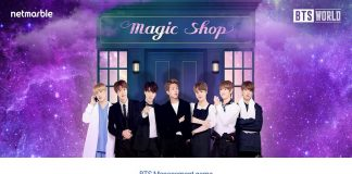 BTS WORLD'de BTS Üyeleri Magic Shop'ta Buluşuyor