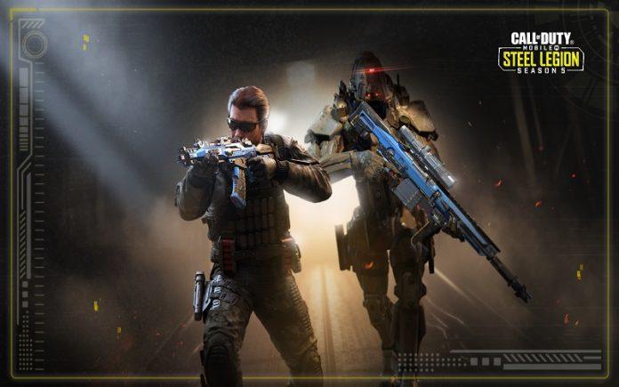 Call of Duty: Mobile 5. Sezon ''Steel Legion'' İçerikleriyle Geldi