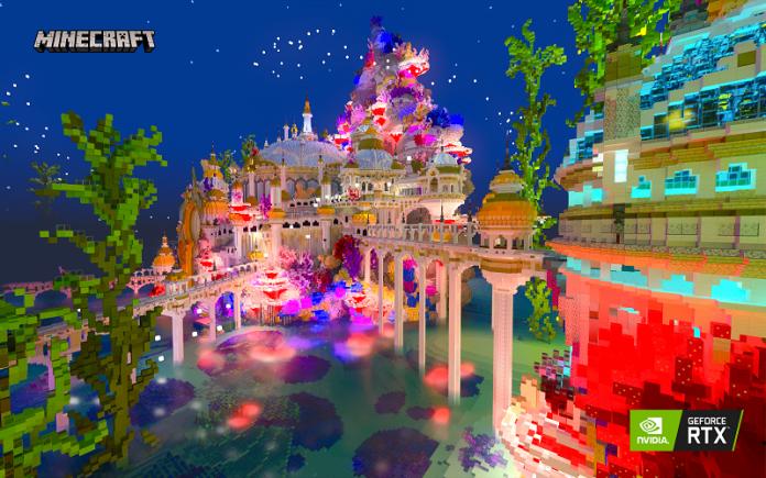 Minecraft RTX'in Etkileyici Görselleri Milyonlarca Oyuncuyla Buluşuyor