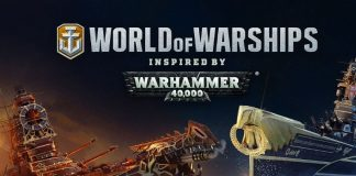 WARHAMMER 40,000 Macerası World of Warships'e Geliyor