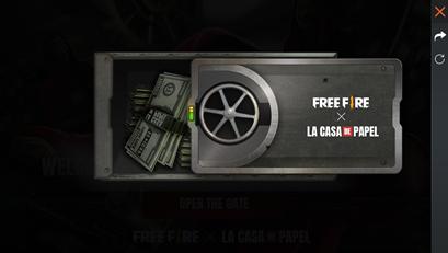 Eylül Ayı Boyunca Sürecek Olan Free Fire x La Casa de Papel Etkinliği Bugün Başlıyor!