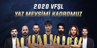 1907 Fenerbahçe Espor Yaz Mevsimine Hazır!