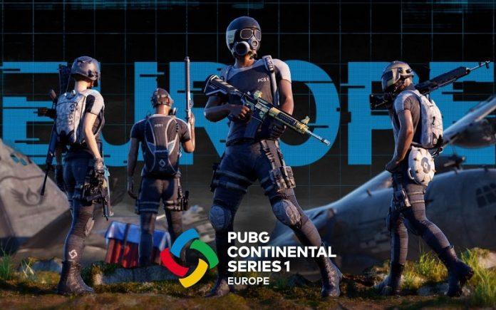 PCS1 Europe Grup Maçlarında 3. Gün Tamamlandı