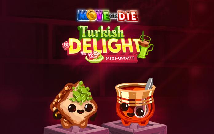 Move or Die Yeni Türk Lokumu Güncellemesi ile Türk Oyuncularla Buluşuyor