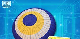 PUBG Mobile Ücretsiz Nazarlık Paraşütü Dağıtıyor!