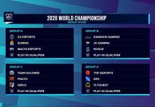 Worlds 2020 Grupları Belli Oldu!