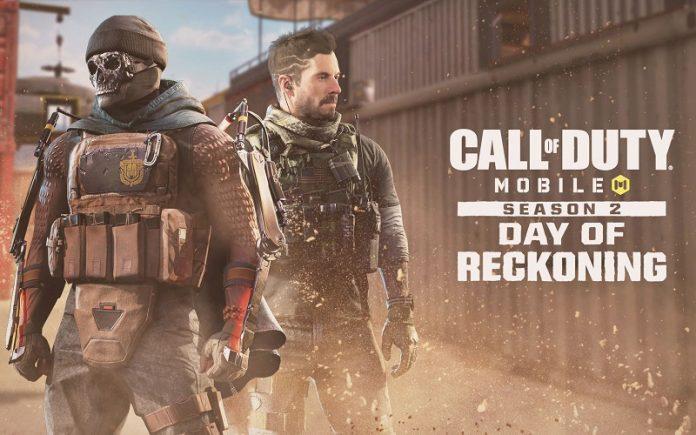 Call of Duty Mobile Sezon 2 Detayları