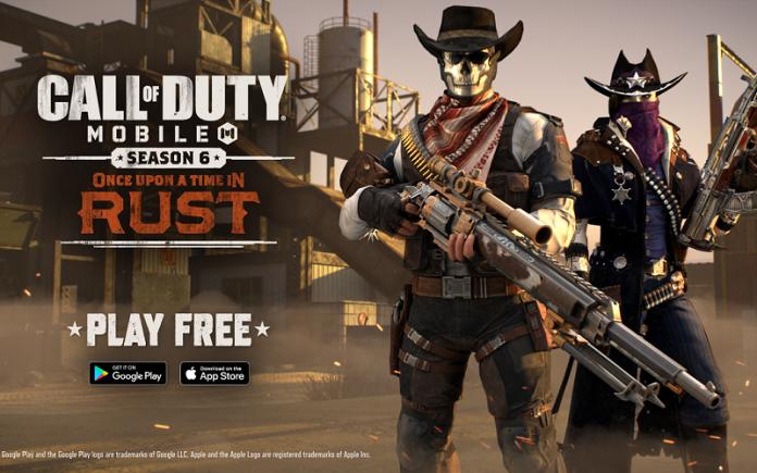 Call of Duty Mobile Sezon 6 Vahşi Batı Temasıyla Başlıyor