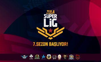 Zula Süper Lig Sezon 7 Başlıyor